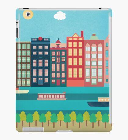 A bit of Amsterdam iPad Case/Skin