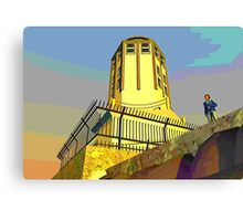 Angel's Gate Lighthouse, San Pedro, CA Canvas Print