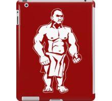 Big Moke (for dark backgrounds) iPad Case/Skin