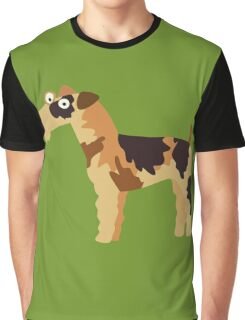 Fox terrier Graphic T-Shirt