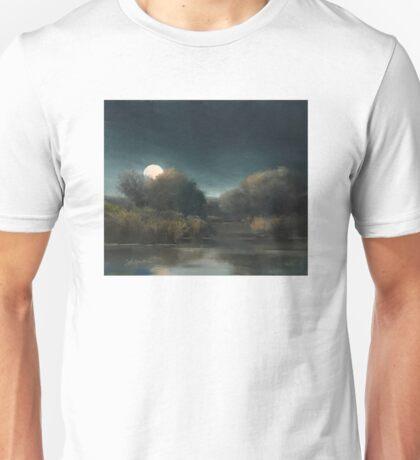 Nocturne: Super Moon, November 14, 2016 Unisex T-Shirt