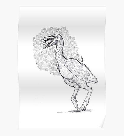 Mutant Bird Poster