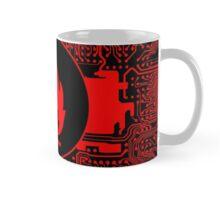 Cybergoth - Flammable (red) Mug