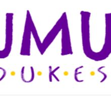 jmu Sticker