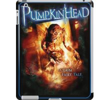 Pumpkin Head iPad Case/Skin
