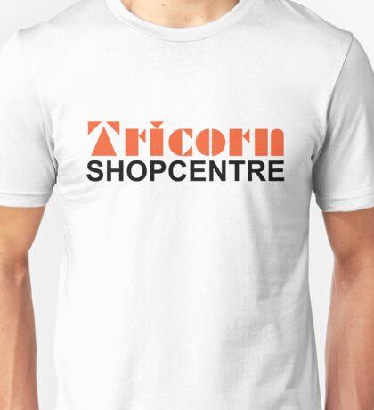 Tricorn Shopcentre Portsmouth Unisex T-Shirt