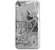old memorial iPhone Case/Skin