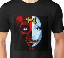 GHOST BC BAND KUNING 2 Unisex T-Shirt