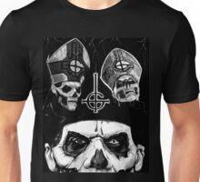 GHOST BC BAND KUNING 4 Unisex T-Shirt