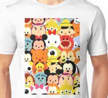 Cartoon Tsum  Unisex T-Shirt
