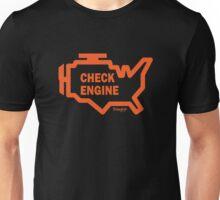 CHECK ENGINE Unisex T-Shirt