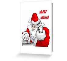 Merry Mixmas Greeting Card