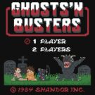 Ghosts 'N Busters by mikehandyart