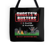 Ghosts 'N Busters Tote Bag
