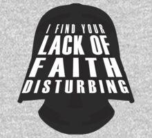 Lack Of Faith Kids Tee