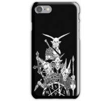 The Infernal Army Black Version iPhone Case/Skin