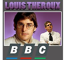 Louis Theroux BBC Photographic Print