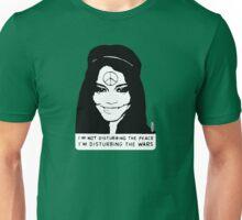 Disturbing the Wars - Peace Girl Unisex T-Shirt