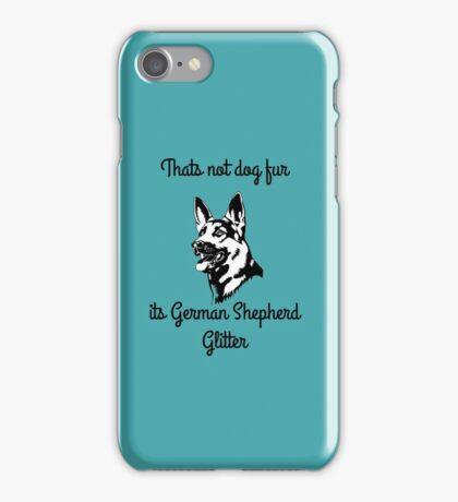 GSD fur iPhone Case/Skin