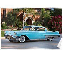 1957 Cadillac Fleetwood 60 S Sedan Poster