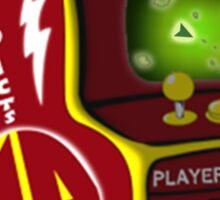 Mame Addicts (Official) Fat-boy Arcade Sticker
