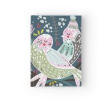 Holiday Birds Love II Hardcover Journal