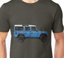 1989 Land Rover Defender 5 Door Beast Unisex T-Shirt