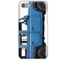 1989 Land Rover Defender 5 Door Beast iPhone Case/Skin