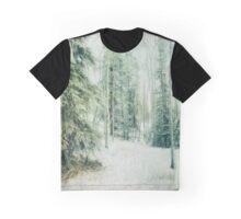 Winter Woods Graphic T-Shirt
