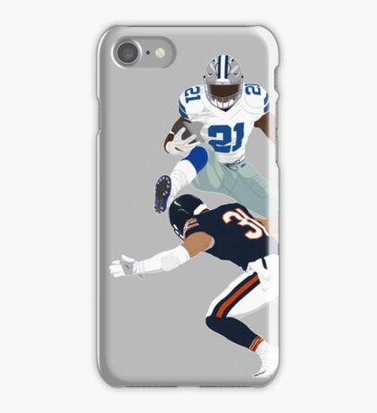 EZEKIEL ELLIOT hurdle case!  iPhone Case/Skin