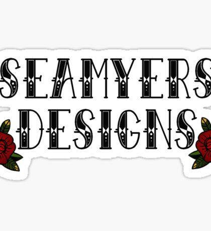 Seamyers Logo Sticker