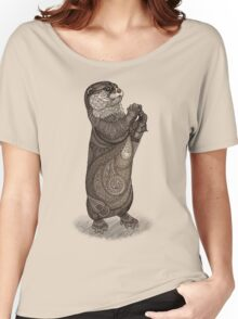 Infatuated Otter Women's Relaxed Fit T-Shirt