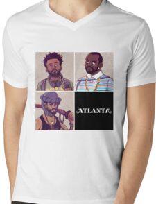4Ever I Love ATLANTA Mens V-Neck T-Shirt