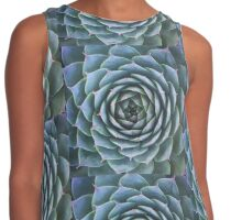 Earth Semp Pattern Contrast Tank