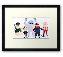 Classic Rudolph 2016 Framed Print