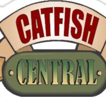 Catfish Central Sticker