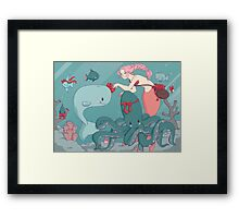 Gift of the Sea Framed Print