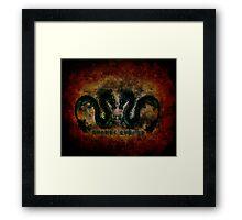 Chinese Dragons  Framed Print