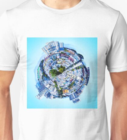small city Unisex T-Shirt