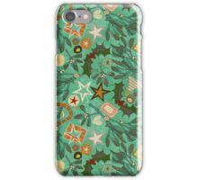 festive berries iPhone Case/Skin