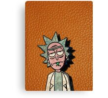 Rick Orangez Canvas Print