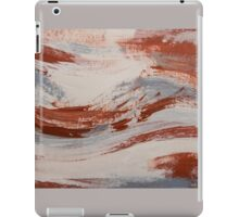 Rust, Slate and Earth iPad Case/Skin