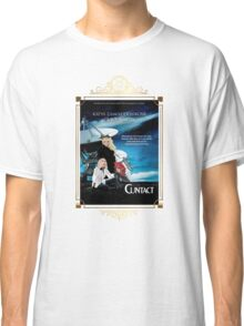 Contact Movie Poster With Katya and Trixie Classic T-Shirt