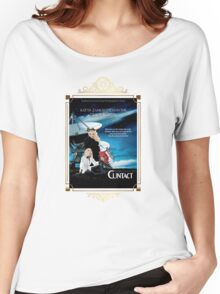 Contact Movie Poster With Katya and Trixie Women's Relaxed Fit T-Shirt