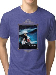 Contact Movie Poster With Katya and Trixie Tri-blend T-Shirt