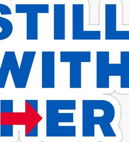 #StillWithHer Sticker