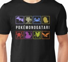 Monogatari Crossover Unisex T-Shirt
