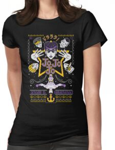 JOJOJO! Season is Unbreakable Womens Fitted T-Shirt