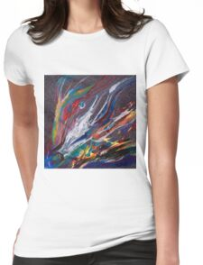 Colour & Spirit Womens Fitted T-Shirt