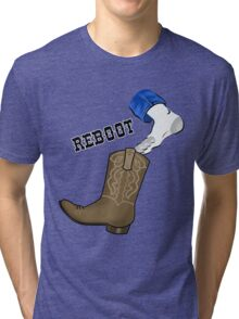 ReBOOT Tri-blend T-Shirt